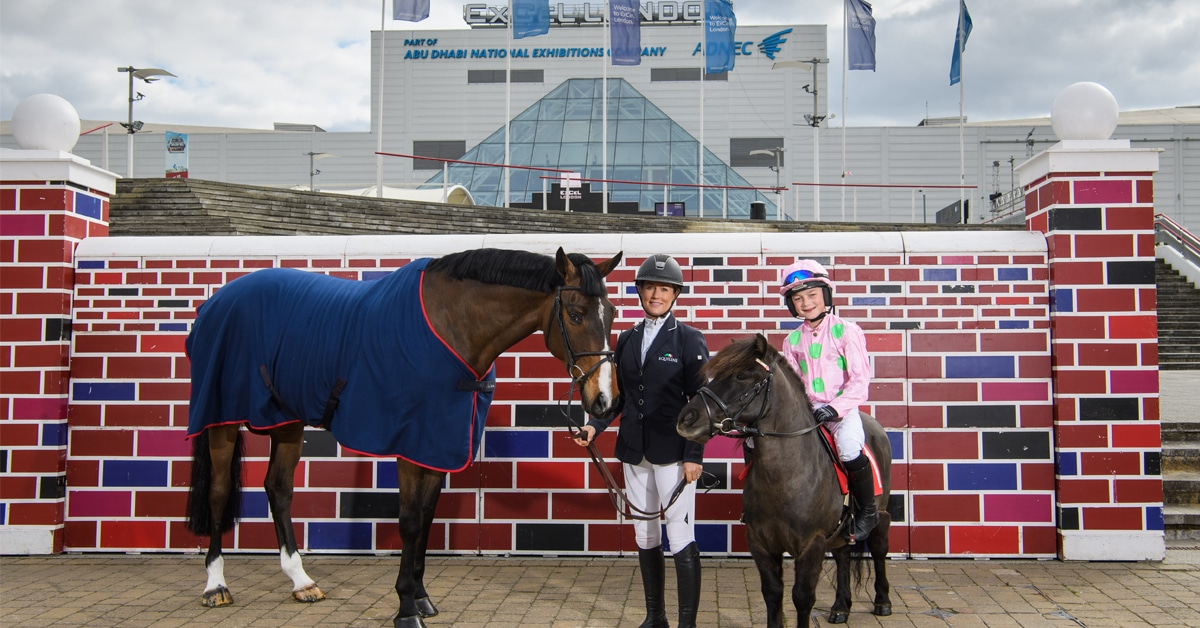 Thumbnail for Iconic British Horse Show Olympia Moves to New Location for 2021