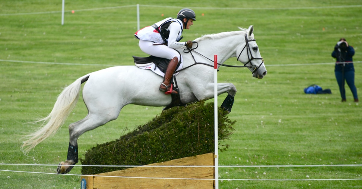 Thumbnail for CCI5*-L Cross Country: The Mighty Fall at LRK3DE
