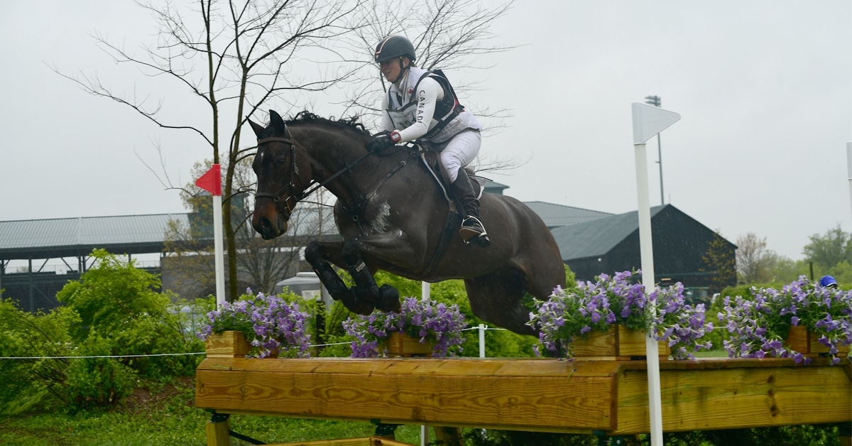 Thumbnail for Canadian Eventer Jessica Phoenix Reaches the 100 CCI4*-S Mark