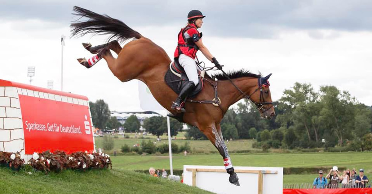 Thumbnail for Canadian Eventer Holly Jacks-Smither Retires More Inspiration