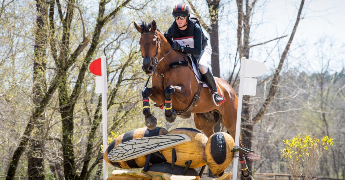 Thumbnail for Doug Payne and Vandiver Top CCI4*-S Leaderboard at The Fork at TIEC
