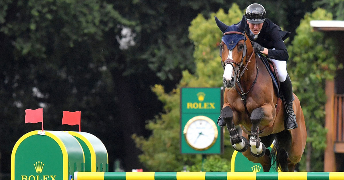 Thumbnail for Germany's David Will Wins the Rolex Grand Prix of Rome