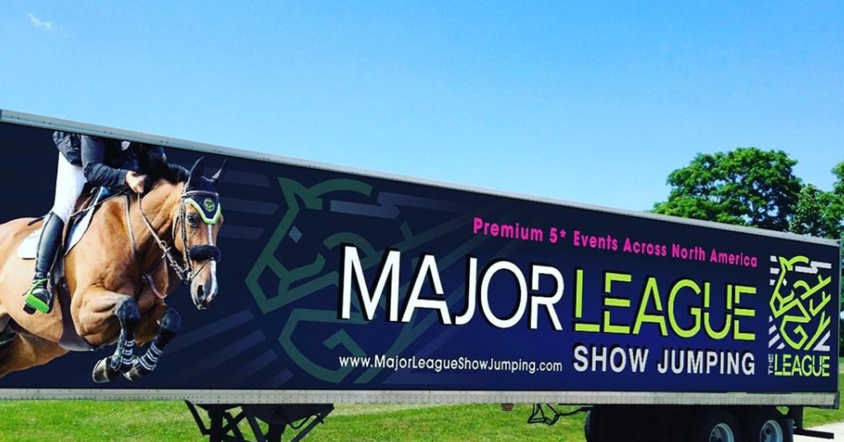 Thumbnail for Major League Show Jumping Forges Ahead in North America