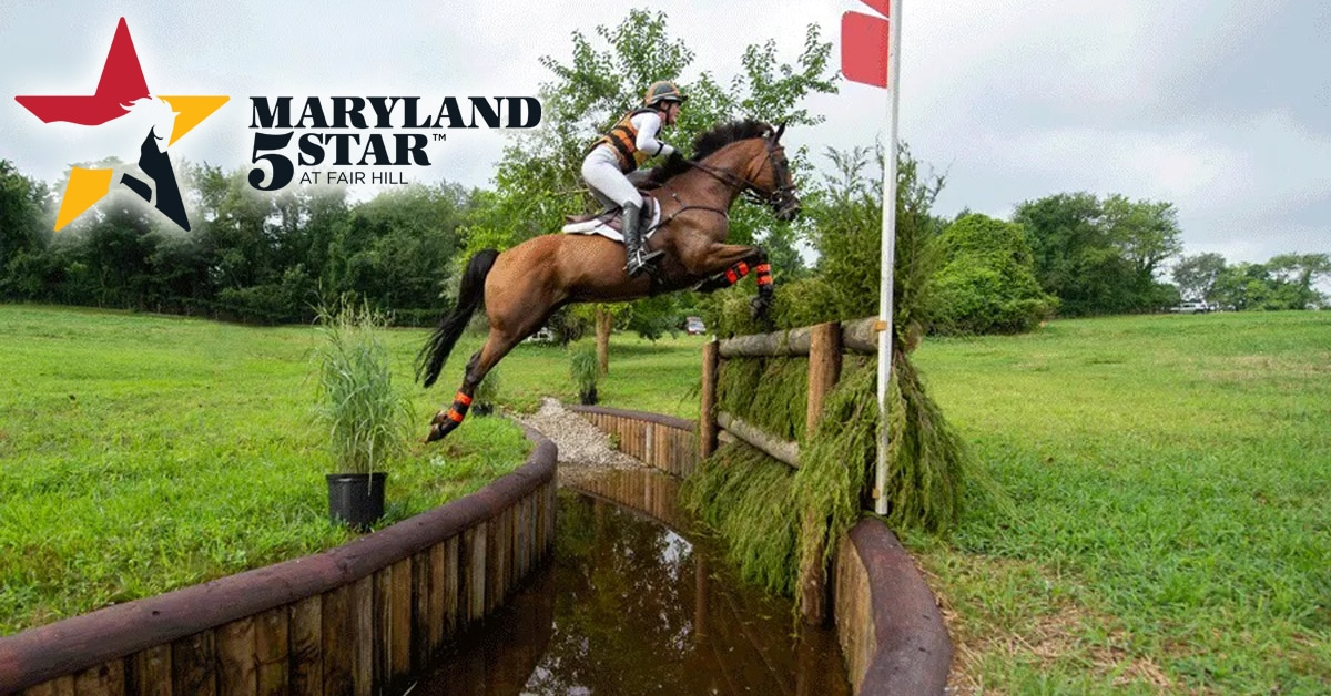 Thumbnail for Inaugural Maryland 5* at Fair Hill to Offer $300,000 Prize Money