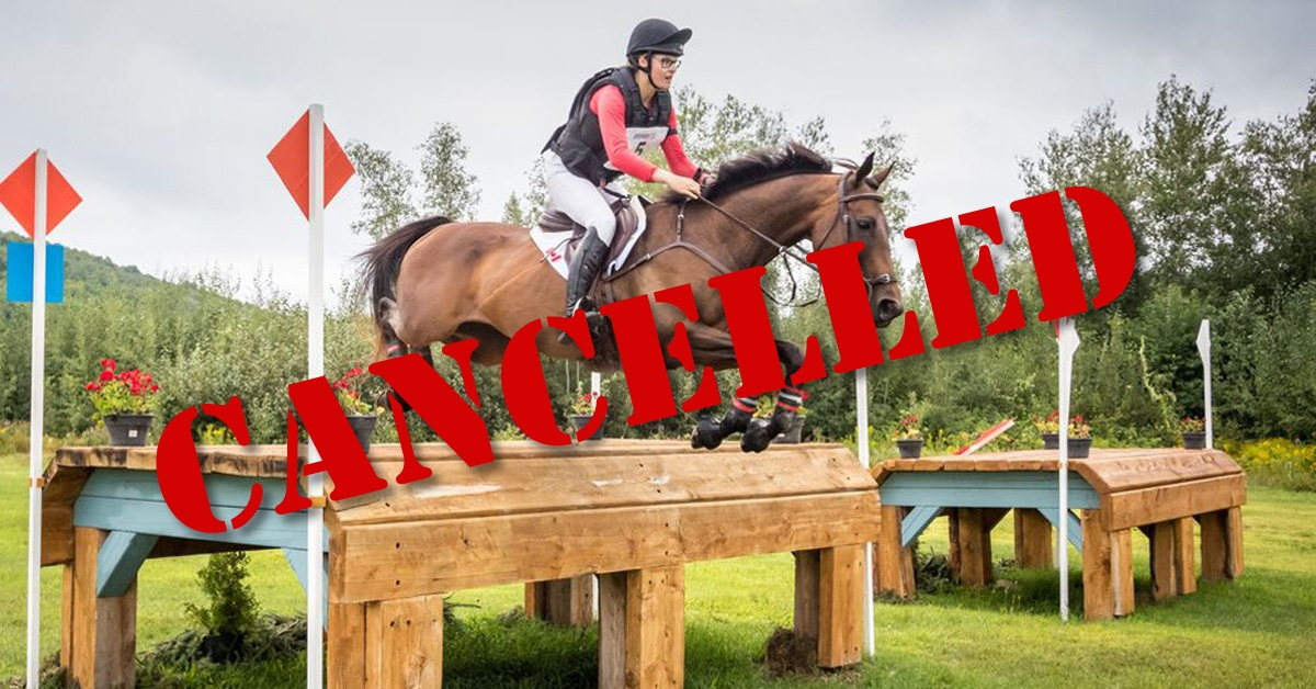 Thumbnail for Organizers Cancel MARS Bromont CCI for Second Year