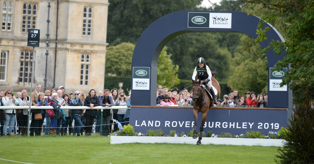 Thumbnail for Thinking the Unthinkable: Will Badminton and Burghley Ever Return?