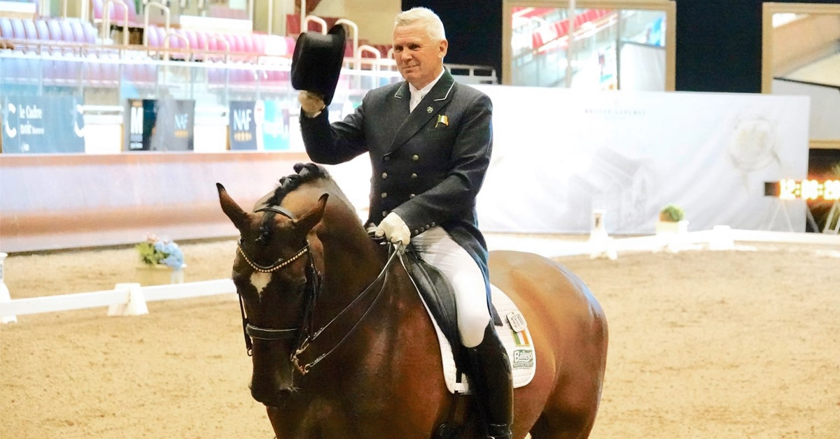 Thumbnail for Horse Sport Ireland Faces Legal Challenge After Giving Back Tokyo Place