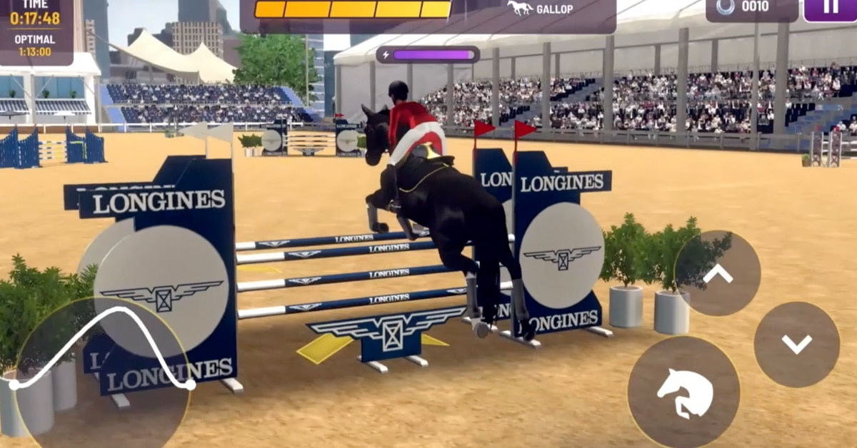 Thumbnail for Shanghai Becomes First Leg of Longines eJumping World Tour 2021