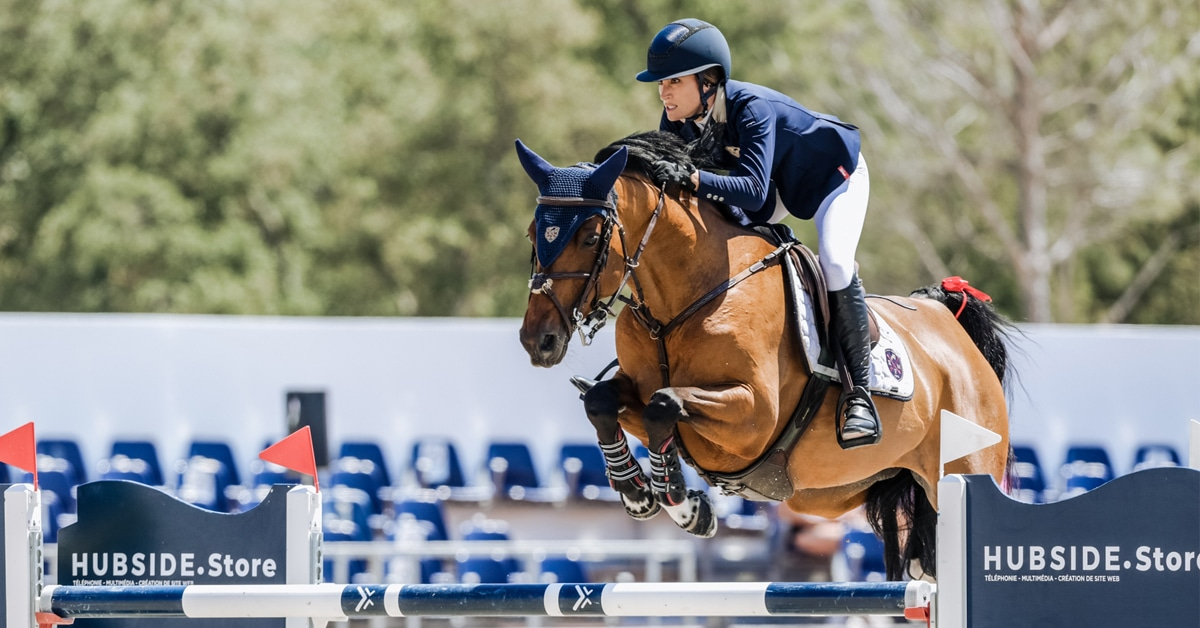 Thumbnail for Jessica Springsteen is The Boss of the Grand Prix at Hubside