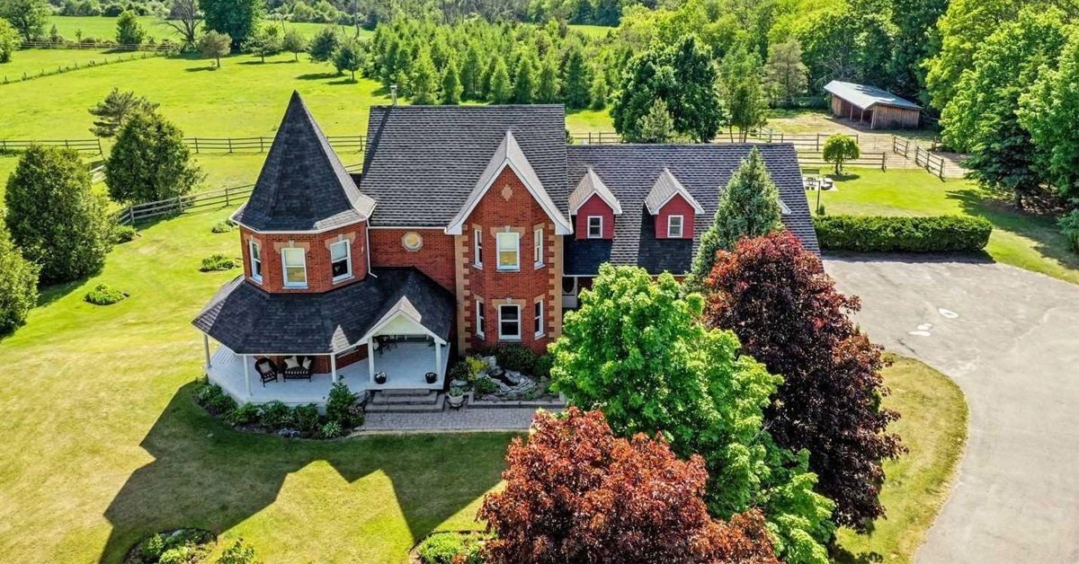 Thumbnail for $1,999,900 for a slice of heaven in Port Hope, Ontario