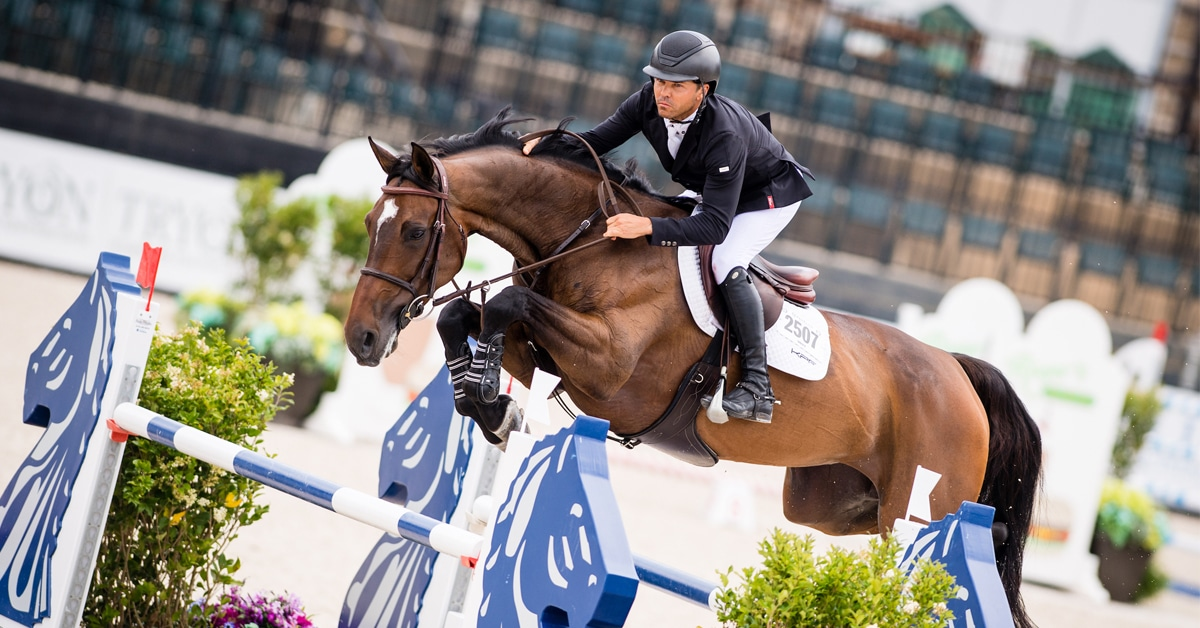 Thumbnail for Hunter and Jumper Highlights from Tryon Spring 5