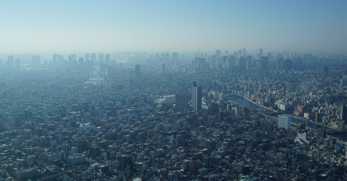 Thumbnail for Dual Challenge of Heat Management, Covid Security in Tokyo