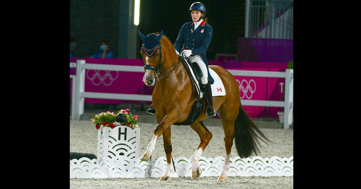 Thumbnail for Dressage Day 2: No Surprises as Germany Rises to the Top