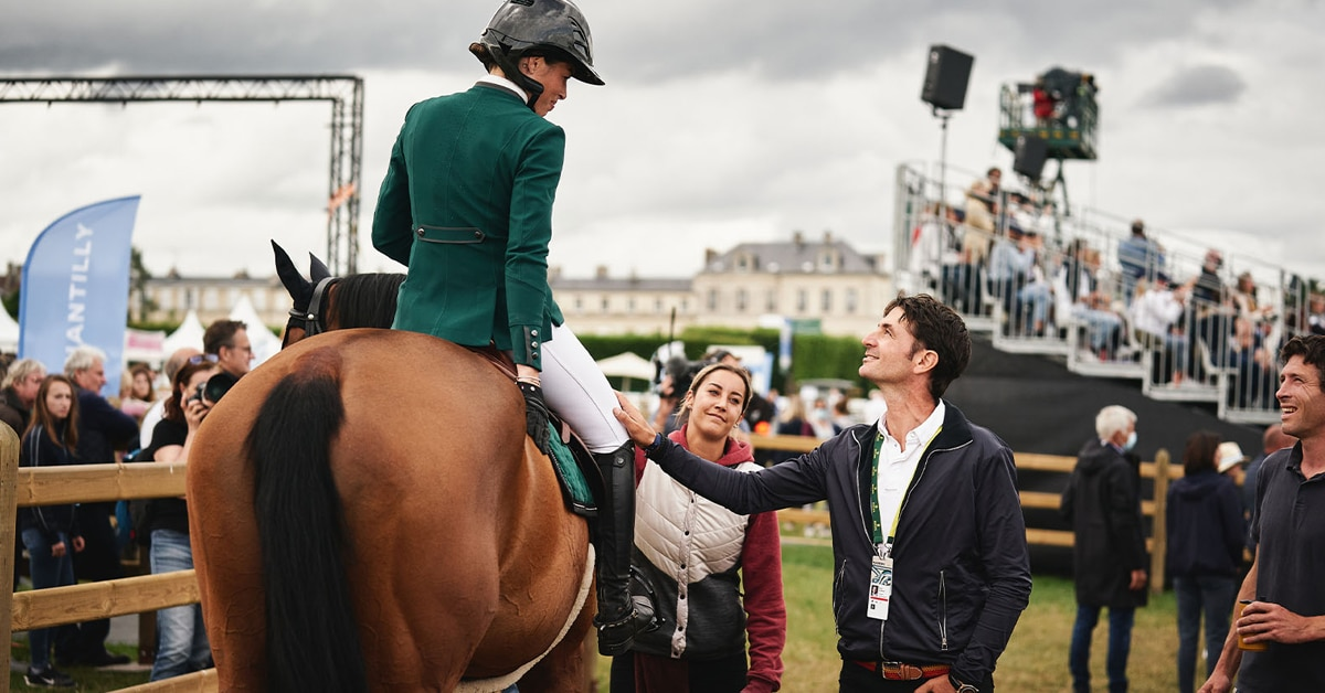 Thumbnail for A Winning Day for the Guerdats at Masters of Chantilly