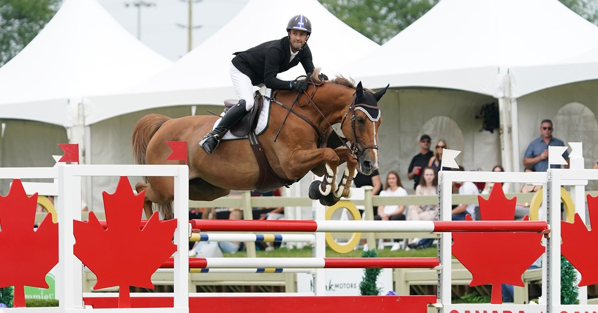 Thumbnail for $50,000 Steel-Craft Grand Prix in Ottawa Goes to François Lamontagne