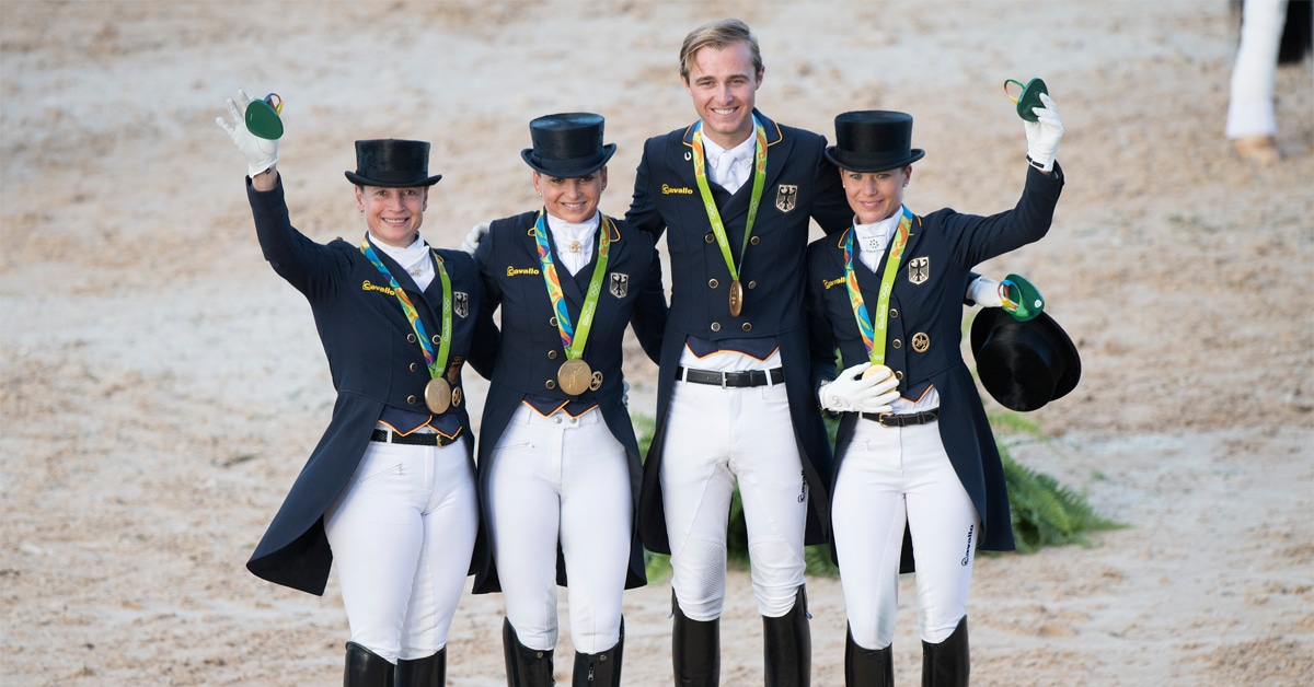 Thumbnail for Dressage at the Olympics: Can Germany Make it 14?