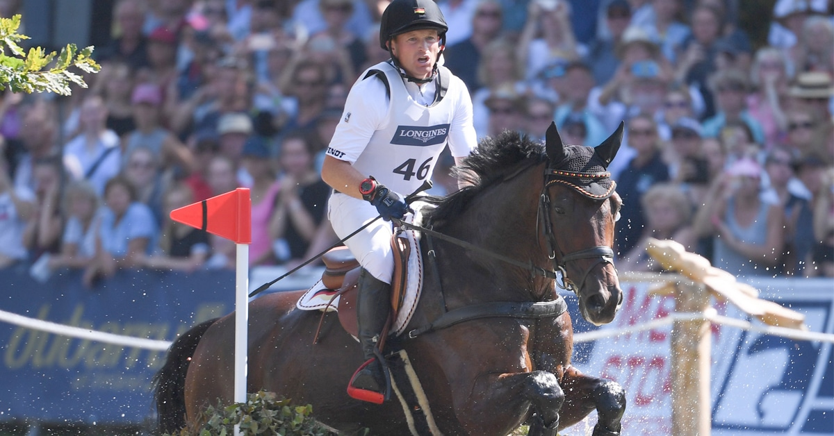 Thumbnail for Olympic Eventing: Michael Jung Aims For a Hat-Trick of Gold