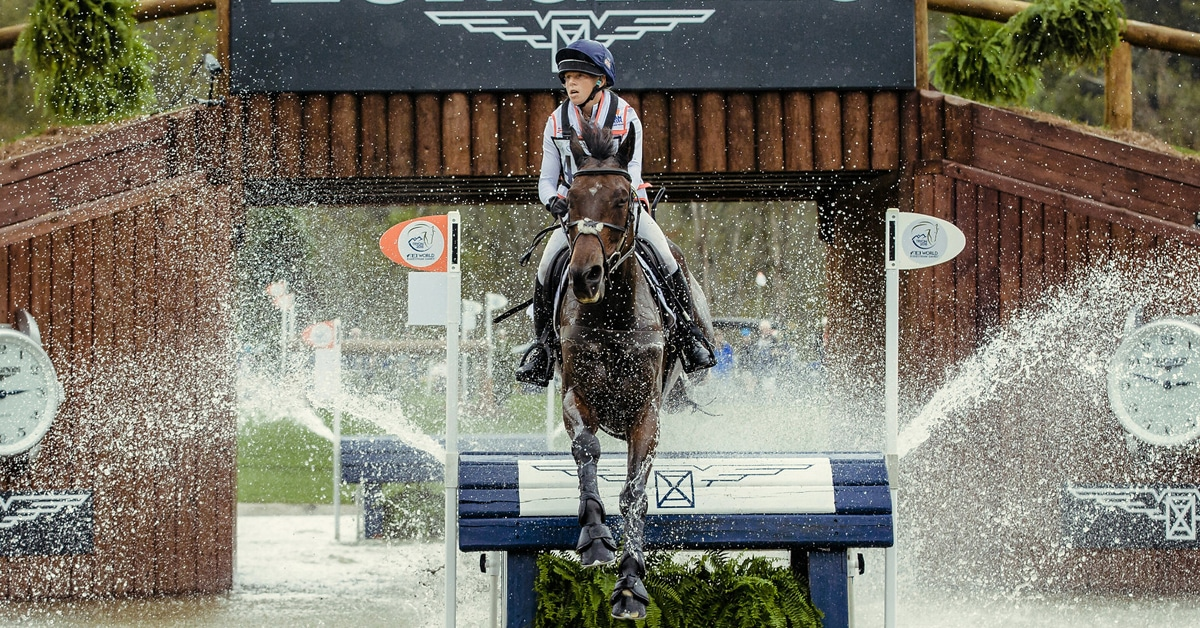 Thumbnail for World Eventing Champion Gets Last-Minute Tokyo Ticket