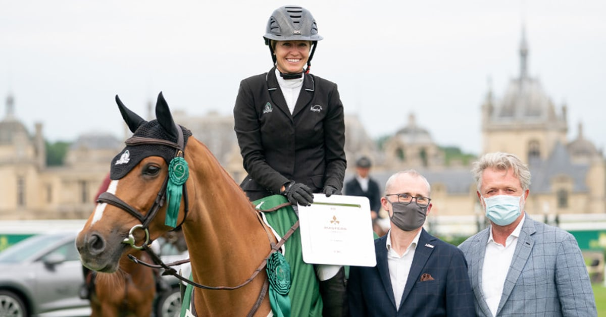 Thumbnail for Canada Well-Represented at the Masters of Chantilly